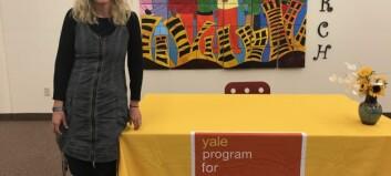 Forsker fra Nord på Yale University