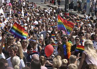 UiO og OsloMet sammen om Pride for andre år på rad