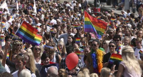 I Pride-parade for «fryktløs kunnskap»