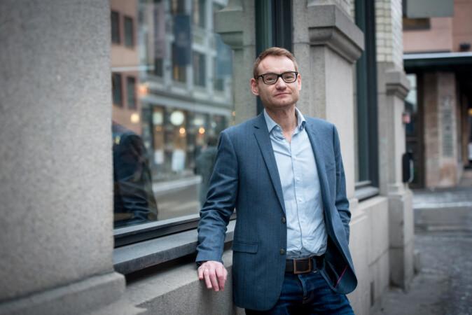 Prorektor for forskning ved Høgskolen i Innlandet, Jørgen Klein. Foto: Skjalg Bøhmer Vold