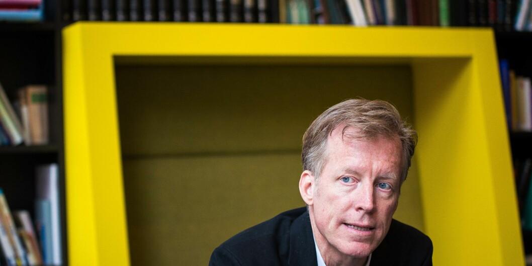 Rektor Curt Rice ved Høgskolen i Oslo og Akershus synes det er leit og meget beklagelig at ikke fakulteter og sentre greier å forutsi bedre hvor mange doktorgrader som blir avlagt. I første tertial var det kun to, og flere erforsinket.