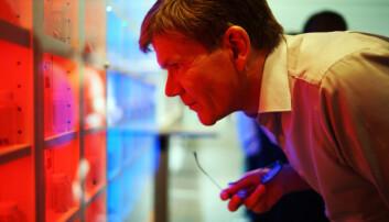 Svein Stølen, UiO-rektor. Foto: Ketil Blom Haugstulen