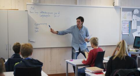 Forlik til beste for småskoleelever i utkantene