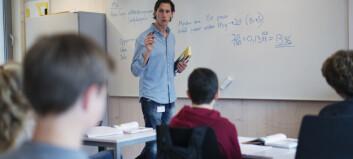 Feirer den akademiske friheten for læreren i dag