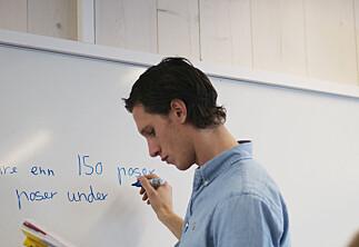 Stortinget vedtok lærermangel på 10.000 i 2021