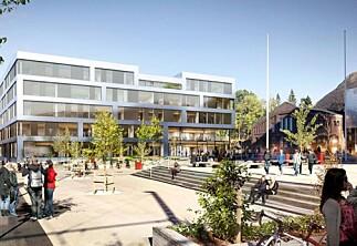 Vedtok campusbygg i vest