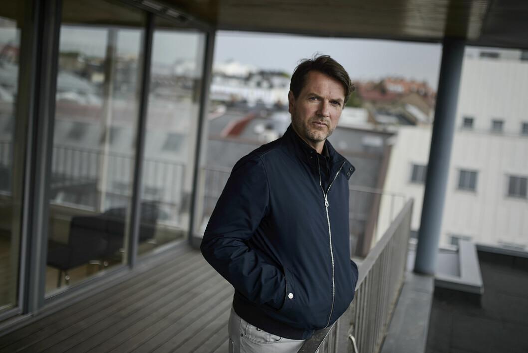 Dag Skarstein, førsteamanuensis ved Institutt for grunnskole- og faglærerutdanning, OsloMet. Foto: Cicilie S. Andersen