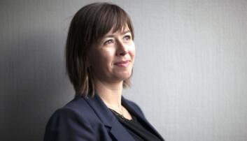 Heidi Arnesen Austlid, administrerende direktør i IKT-Norge.
