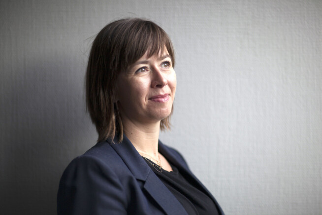 Direktør i IKT-Norge, Heidi Austli. Foto: IKT-Norge