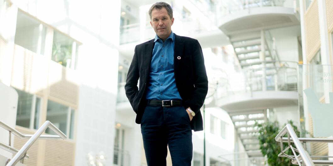 John-Arne Røttingen, administrerende direktør i Forskningsrådet, skal lede