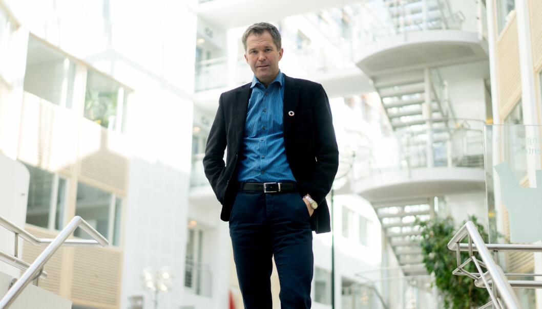 John-Arne Røttingen, administrerende direktør i Forskningsrådet Foto: Ketil Blom Haugstulen