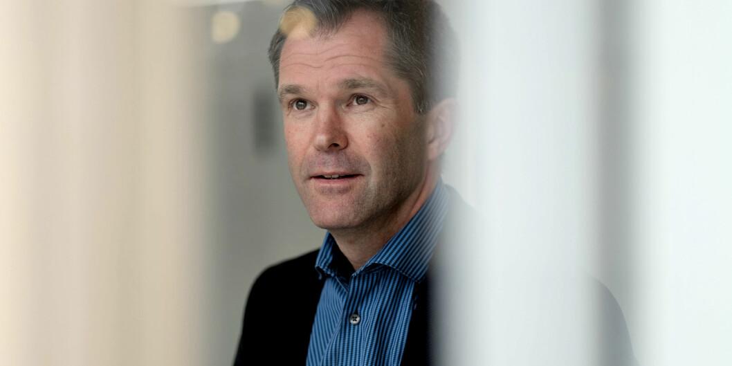 Forskningsrådsdirektør John-Arne Røttingen er klar på hva en forsknings- og høyere utdanningsminister kan bety for sektoren. Foto: Ketil Blom Haugstulen