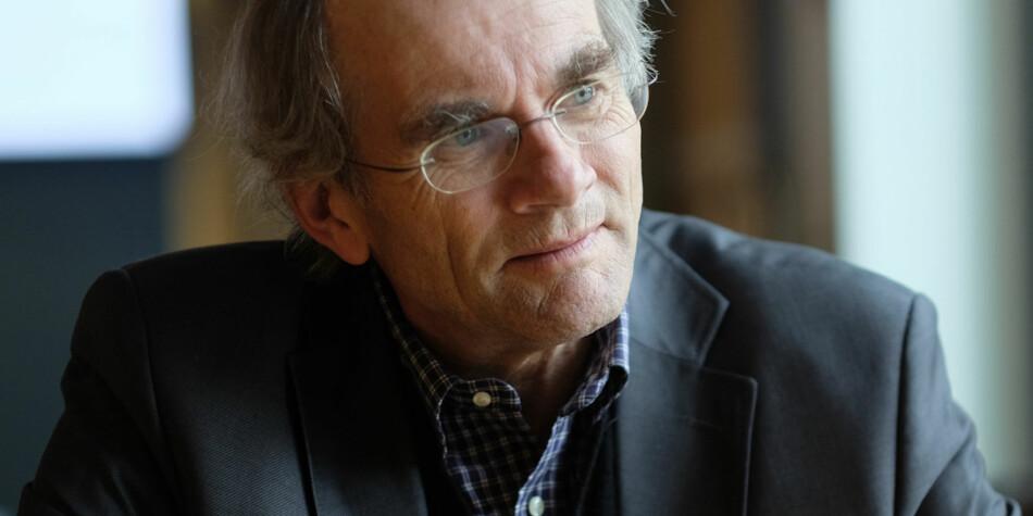 Olav Gjelsvik med nytt innlegg i diskusjonen om ytringsfrihet. Foto: Ketil Blom Haugstulen.