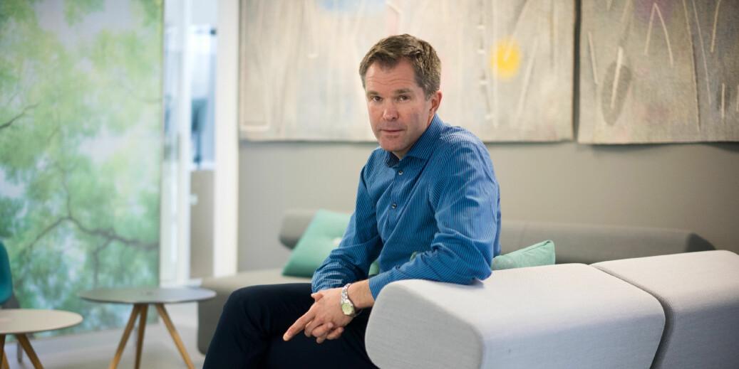 John-Arne Røttingen, administrerende direktør i Forskningsrådet