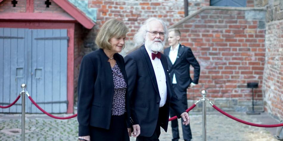 Professor Nils Christian Stenseth har kjørt mye taxi. Men universitetet visste om det. Foto: Ketil Blom Haugstulen
