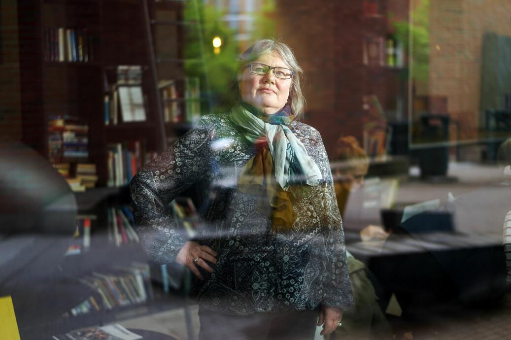 Kari Kildahl er ansvarlig for skikkethetsarbeidet på OsloMet. hun er glad for flere saker og økt oppmerksomhet, både til beste for de studentene det gjelder og de sårbare gruppene ferdige kandidater skal ut å forholde seg til. Foto: Ketil Blom Haugstulen