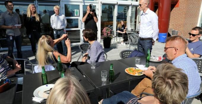 Molde lager ny plan for mulig fusjon med NTNU