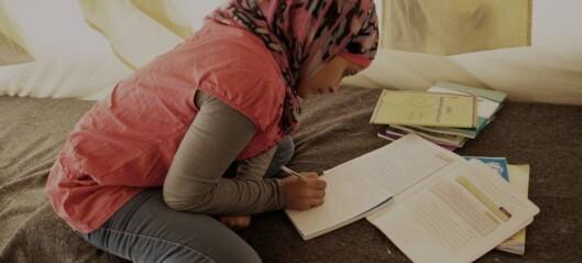 Flere syrere søker om å få godkjent sin utdanning