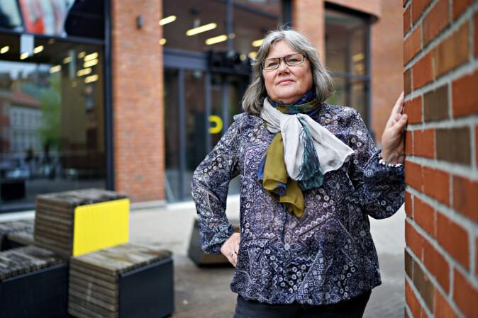 Skikkethetsansvarlig OsloMet, Kari Kildahl. Foto: Ketil Blom Haugstulen