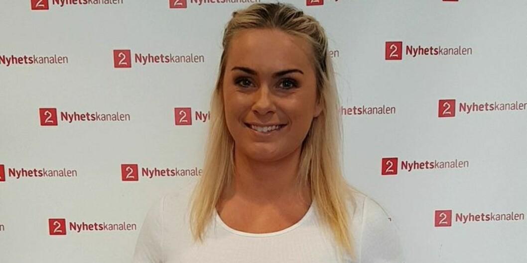 Lene Antonsen ble funnet skikket selv om hun selgertoppløsbilder.