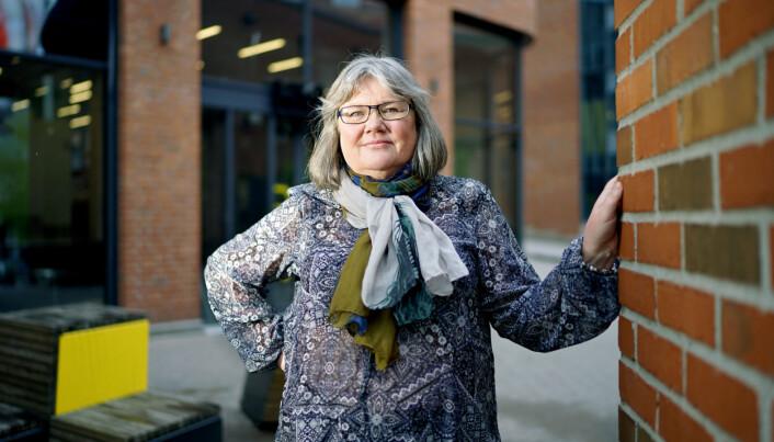 Kari Kildahl, seniorrådgiver, institusjonsansvarlig for sikkerhetsvurdering, OsloMet og leder for Nasjonalt forum for skikkethetsvurdering. Foto: Ketil Blom Haugstulen