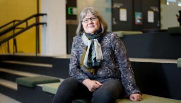 Kari Kildahl er institusjonsansvarlig for skikketsaker ved OsloMet. Hun tror det sendes studenter ut i arbeidslivet som ikke er skikket for jobben de skal gjøre. Foto: Ketil Blom Haugstulen