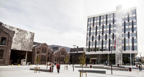 Fire nye dekanar på Høgskulen på Vestlandet