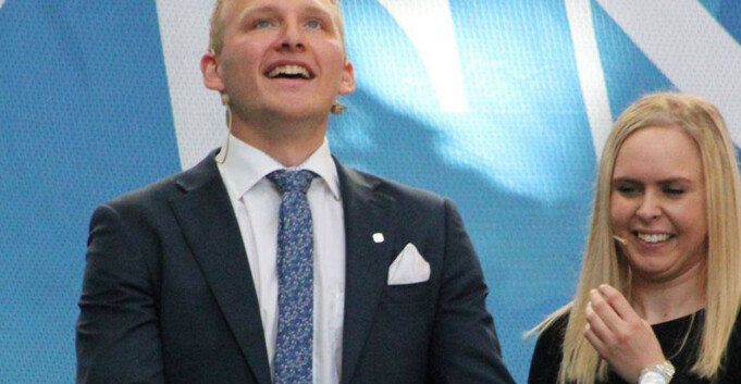 Studentval på NTNU Ålesund
