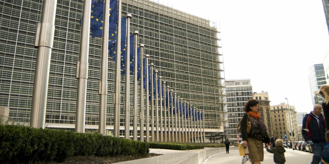 """<span class=""""caps"""">EU</span> ønsker at medlemslanda skal støtta gode forskingsprosjekt som ikkje får støtte gjennom Horisont 2020. Dei vil gje søknader som dei meiner er gode nok til å få finansiering eit «Seal ofexcellence». Foto: Paul-Erik Lillholm"""
