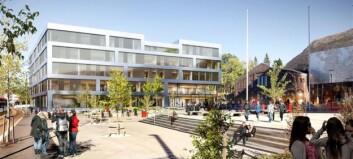 Høgskulen på Vestlandet planlegger bygg for 1 mrd