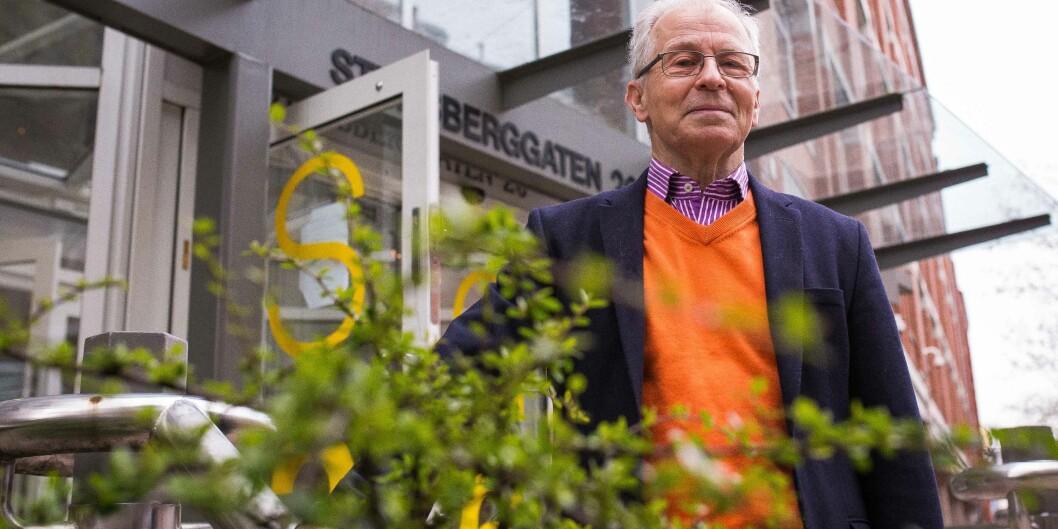 Instituttdirektør ved Velferdsforskningsinstituttet NOVA, Bjørn Hvinden.