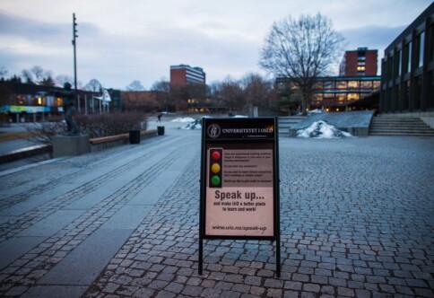 Flest varslinger på humanistisk fakultet