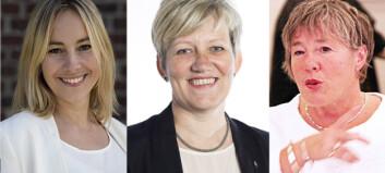 Reint kvinnerektorat på Høgskulen på Vestlandet