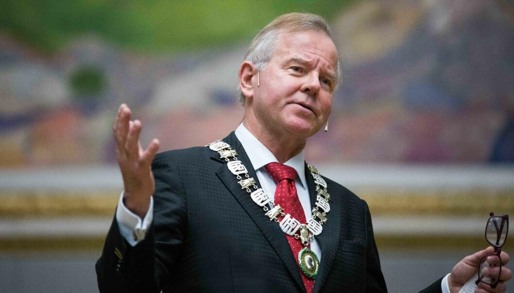 Universitetet i Oslo ble tilgodesett med 20 millioner kroner til vedlikehold av universitetsmuséene i revidert nasjonalbudsjett.