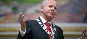 Rektor tar selvkritikk etter lav valgdeltakelse
