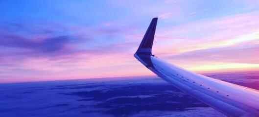Om babyar, badevatn og debatten om akademiske flyreiser
