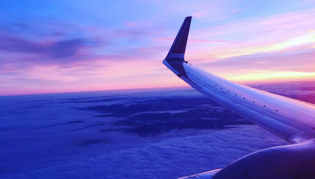 Ein del tek no til orde for mindre internasjonalisering i akademia, for å få færre flyreiser, men då kjem vi fort på ville vegar, skriv innleggsforfattaren. Foto: Tove Lie