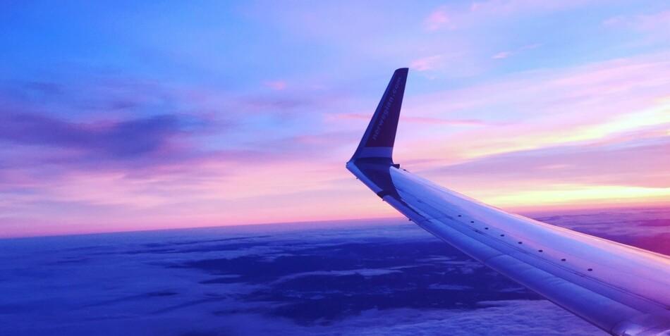 Kutt i flyreiser kan være med å stimulere til kulturendring i universitetssektoren generelt, og gjøre det lettere for andre å ta lignende valg, skriver innleggsforfatter. Foto: Tove Lie