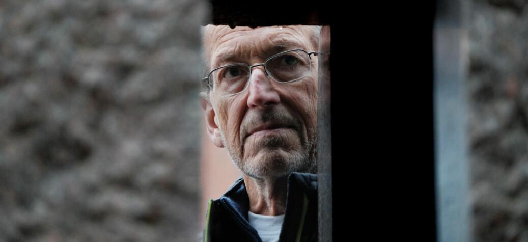 Forskar Sigurd Haga. Foto: Ketil Blom Haugstulen