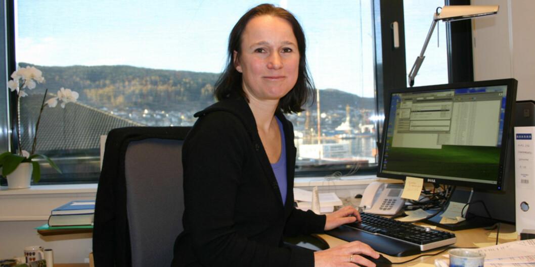 Professor ved Det juridiske fakultet, Ragna Aarli, bli ny leiar for Granskingsutvalet. Foto: OlavRøli Foto: Olav Røli