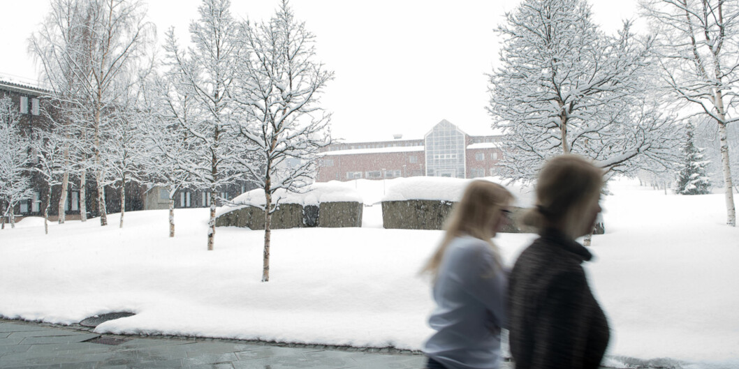 Debatten om UiTs kunstfaglige fakultet har gått lenge.  Foto: Lars Åke Andersen