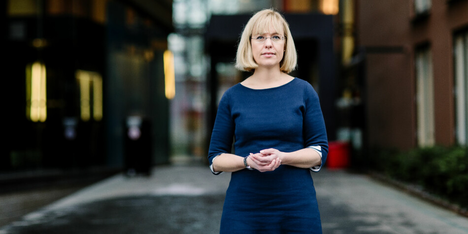 Åse Wetås, direktør i Språkrådet. Foto: Moment Studio