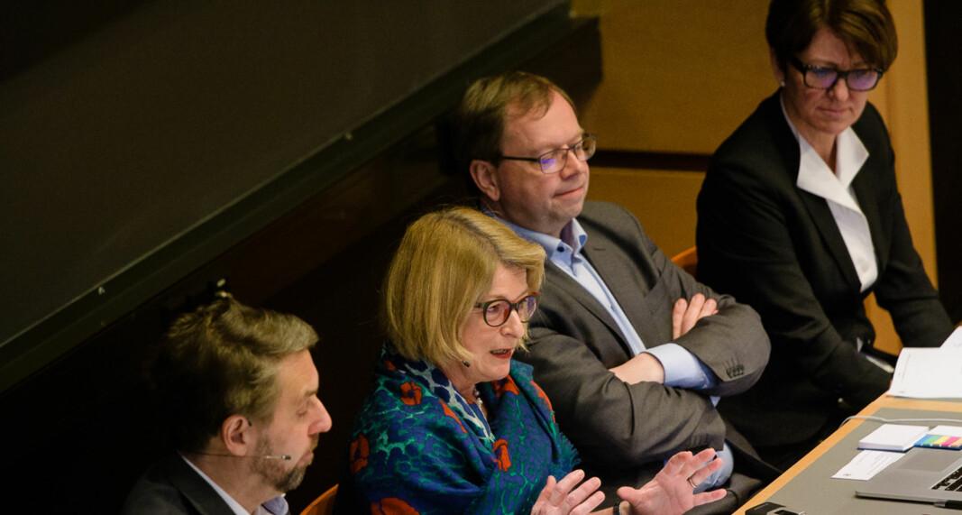 Neste rektor ved UiT skal også være administrerende direktør, noe som etter dagens valgte rektor Anne Husebekks erfaring vil være en fordel.