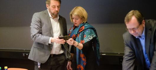 Overforbruk og nye dekaner på styremøte ved UiT