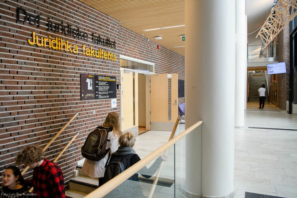 Hva skjer på sikt når de store universitetene har slåtts ammen sine systemer? fagforeninger ved UiT Norges arktiske universitet er bekymret. Foto: