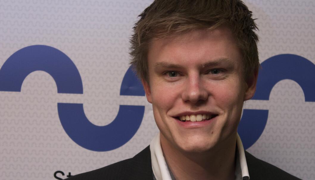 Parlamentsmedlem Erland Lønnerød har fortsatt tillit til arbeidsutvalget. Foto: Adrian Nicolay WennerTemte