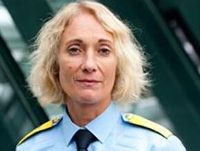PHS-rektor Nina Skarpenes