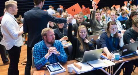 De er kjernen i studentdemokratiet