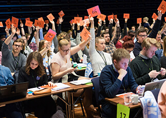 Oslodominans på kandidatlisten til Norsk studentorganisasjon