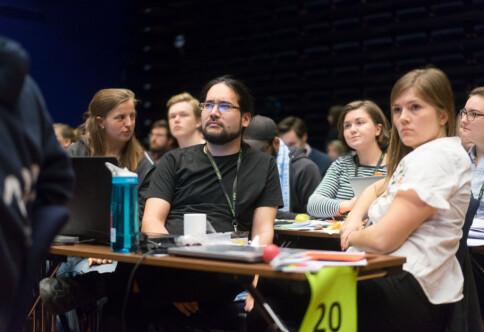 Disse er innstilt som nye studentledere ved HiOA